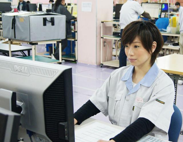 東金本社(MS/WEBプログラマー/パート)の画像・写真